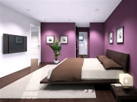 peinture chambre mauve et blanc peinture chambre quelle couleur choisir topdeco pro