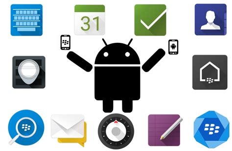 android xda install blackberry apps launcher keyboard on any android device with blackberry manager xda