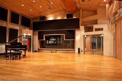 Live Rooms by Henson Recording Studios Studio D Live Room Gallery