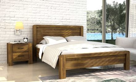 Chester Wooden Bed Frame With Optional Mattress From 163 239 99 Bed Frames And Mattress Deals