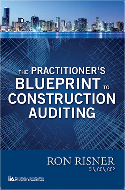 How To Make A Book Cover With Construction Paper - construction auditing book authored by cfiia chapter member