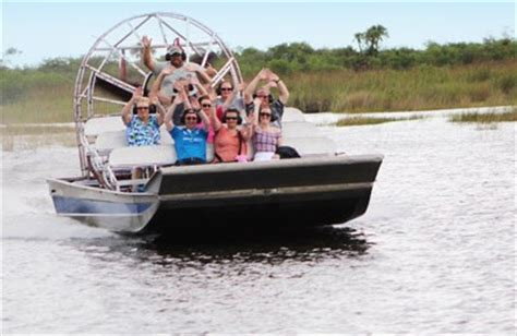 everglades fan boat rides home wooten s everglades airboat tours