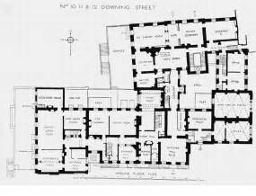 floor plan for houses of state downing street floor plans london 10