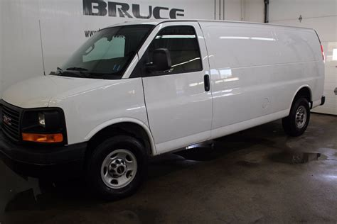 security system 1997 gmc savana 2500 interior lighting used 2016 gmc savana 2500 4 8l 8 cyl automatic rwd cargo van in middleton l1475