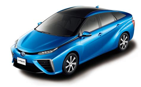 Toyota Fuel Cell Vehicle Toyota Hydrogen Fueled Cars