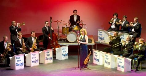 Five Star Swing Jazz Band Swing Band For Hire