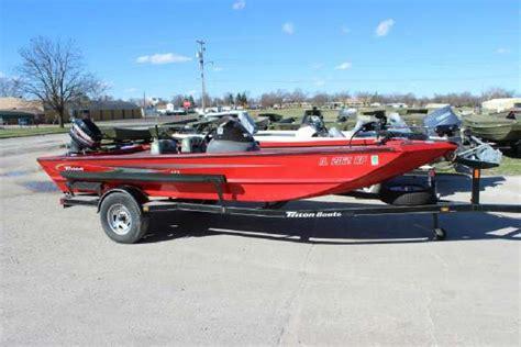 triton boats for sale mn triton boats boats for sale in illinois