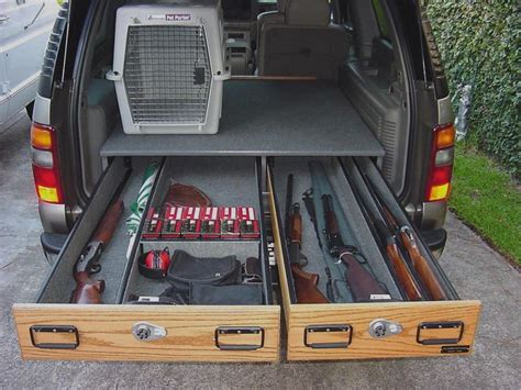truck bed gun safe 1000 images about k5 cing rig ideas on pinterest