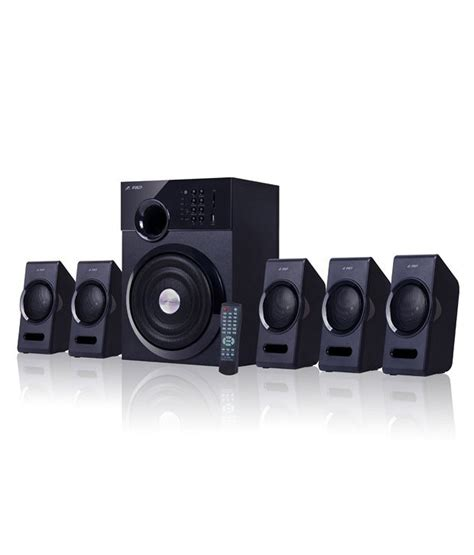 f d f3000f 5 1 usb speaker system price in india 09 feb