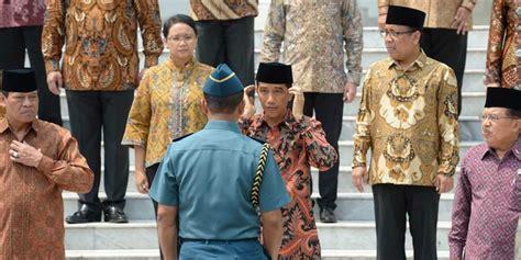Profil Ajudan Jokowi | dari kombes prabowo sai menantu hendropriyono kawal