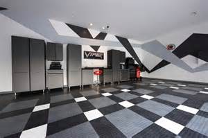 dream garage contemporary garage and shed other this ultimate mopar garage redefines the six pack street