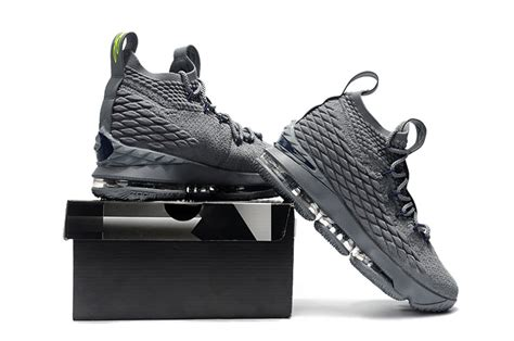 most popular nike basketball shoes most popular nike lebron 15 wolf grey sneakers s