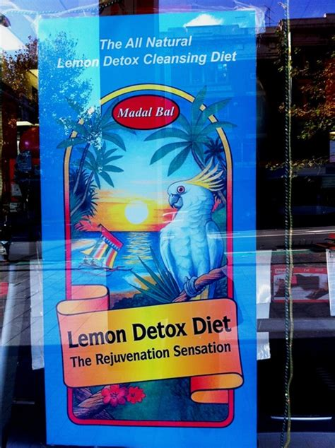 Madal Bal Lemon Detox by Lemon Detox Diet Review Catherine Saxelby S Foodwatch