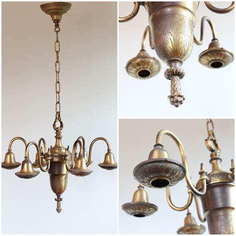 Brass Chandelier Diy Diy101 Brass Chandelier Bogart Bremmer Bradley Antiques