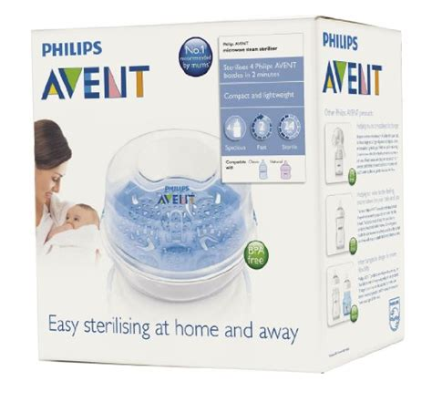 Avent Microwave Sterilizer philips avent microwave steam sterilizer great website
