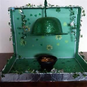 leprechaun trap st pattys day pinterest
