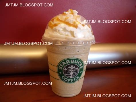 Caramel Frappuccino Light Blended Beverage by Caramel Frappuccino