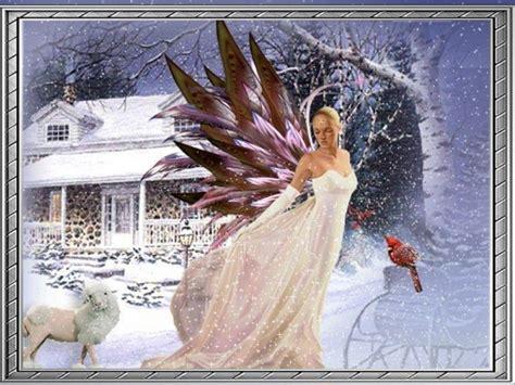 christmas fairy wallpaper cynthia selahblue cynti19