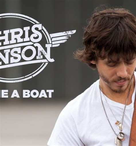 buy me a boat by chris janson chris janson s quot buy me a boat quot is country s most added