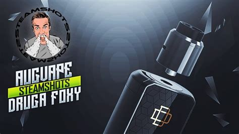 augvape druga foxy mod giveaway iphone xs max