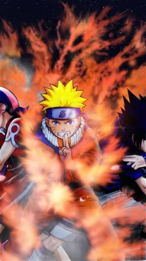 naruto themes for android phones naruto live wallpaper free app for android