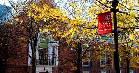 Iona Mba Finance by Undergraduate Programs Iona College