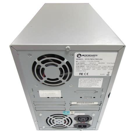 Jual Optical Drive Cd Duplicator by Microboards 1 To 3 Cd Dvd Duplicator Tower Prm Pro 316