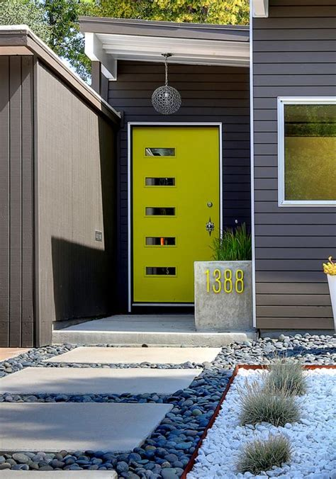 modern front door designs   stylish entry shelterness