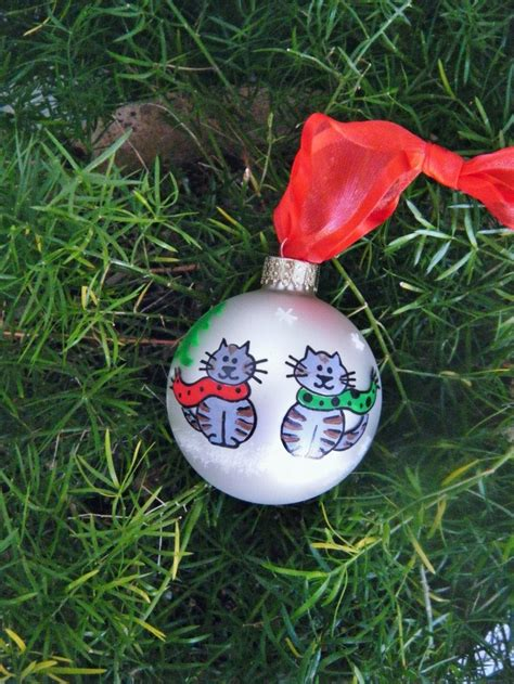 cat ornaments 228 best cat ornaments images on