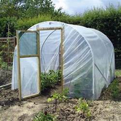 Polytunnel super clear with kit 8 x10