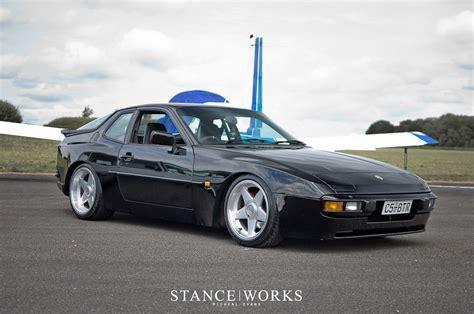 stanced porsche 944 944 stance cool cars porsche porsche 944