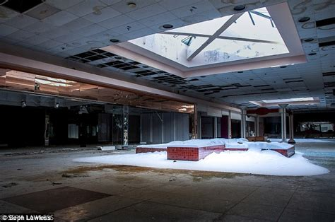 seph lawless rolling acres abandoned rolling acres mall in ohio transformed after a