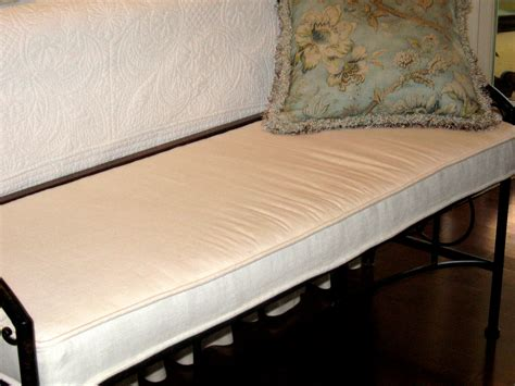 window bench cushions window or bench seat cushion and cover custom made in your