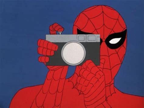 Make A Spiderman Meme - spiderman camera blank meme template imgflip