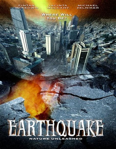 earthquake film nature unleashed earthquake video 2005 imdb