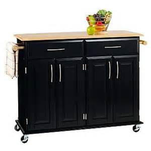 kitchen island rolling cart sears rolling kitchen island cart alt ooooo na
