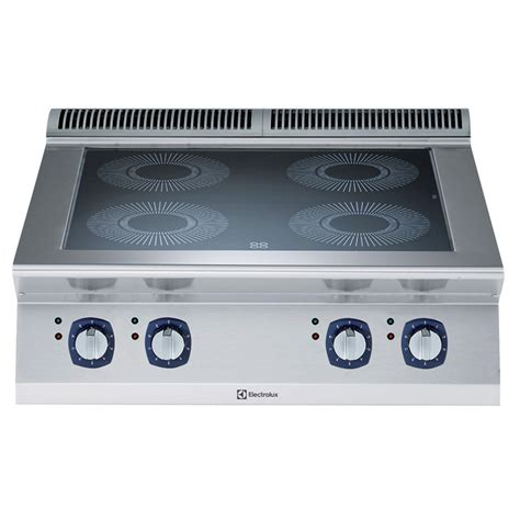 electric induction plate modular cooking range line 700xp 4 plate electric induction cooking top range 371132