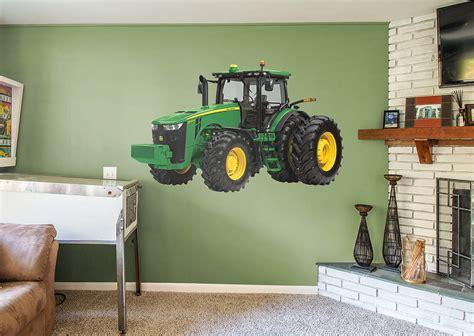 John Deere Home Decor by John Deere 8360r Tractor Wall Decal Shop Fathead 174 For