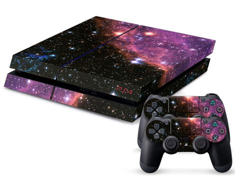 customize ps4 console space for playstation 4 ps4 decals console and 2