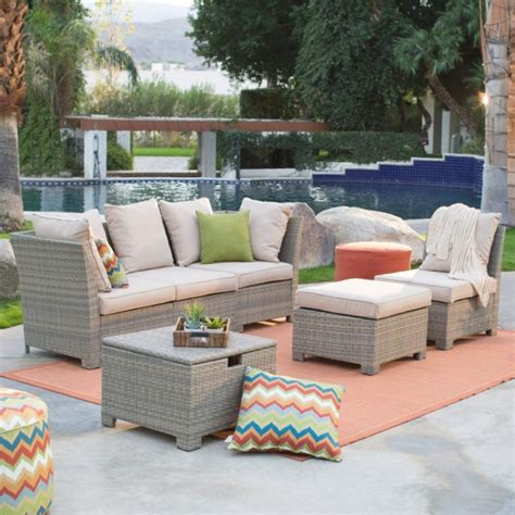 ideas  outdoor sofa set wayfair