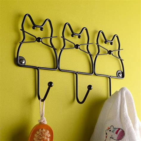 creative wall hooks 33 creative wall hooks and racks bringing surprising