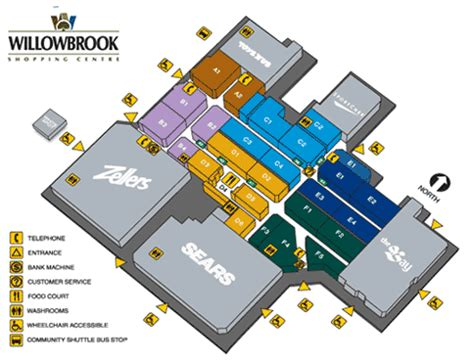 willowbrook mall map crystique store locations