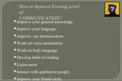 12 Ways To Improve Your Communication Skills by Image Gallery Improve Communication At Work
