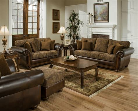 canapé cuir usé emejing salon en bois massif cuire pictures lalawgroup