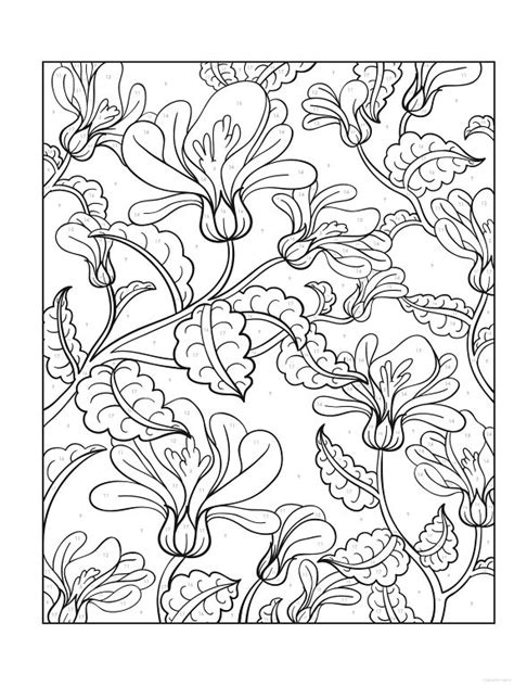 263 Best Images About Coloring Pages On Pinterest Dovers William Morris Colouring Pages