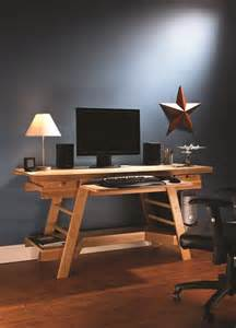 How To Build A Computer Desk How To Build A Desk A Free Ebook Popular Woodworking Magazine