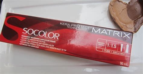 so color matrix socolor conditioning permanent hair color review