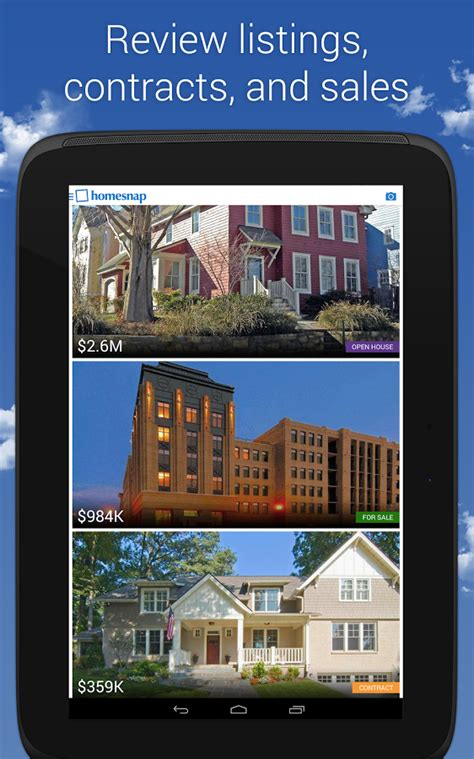 homesnap augmented reality real estate app gets rebuilt