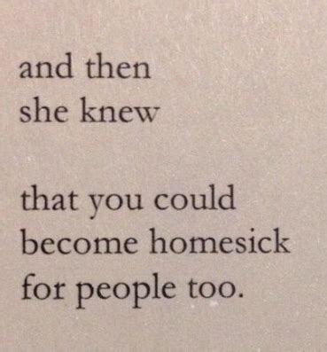 Garden State Quotes Homesick Homesick Quote