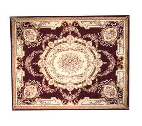 Royal Palace Rug by Royal Palace Cabbage 8 X 10 Wool Rug Qvc